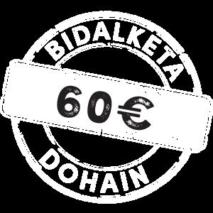 Bidalketa Dohain 60